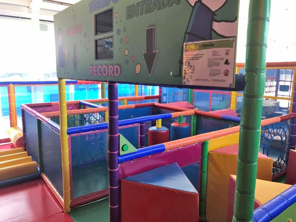 Icolandia instala un nuevo parque infantil de interior en Benidorm