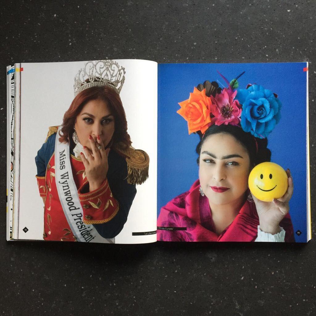 Foto de Nina Dotti participa en Miami Book Fair