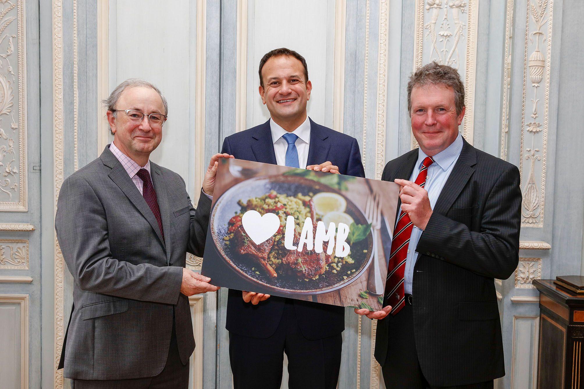 Foto de Acuerdo Europeo para promocionar el consumo de cordero