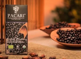 PACARI, chocolate orgánico apto para dietas alcalinas