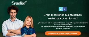 Test matemático Smartick