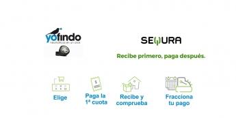 'seQura' es el nuevo método de pago en la web de Yofindo
