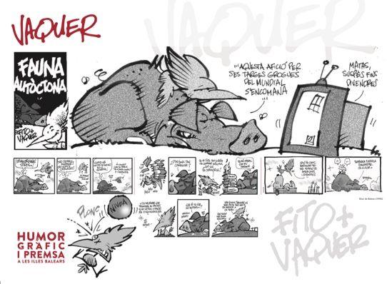 Fito y Vaquer / Gestión ocho