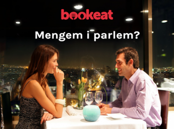 '¿Comemos y hablamos?': Buscando el diálogo entre buena comida con bookeat