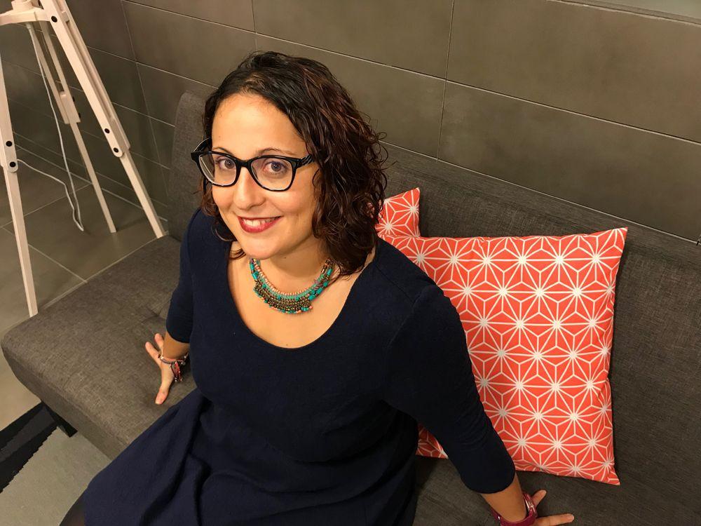 Foto de Laura Vázquez. Directora de Servicios al Cliente de Roi