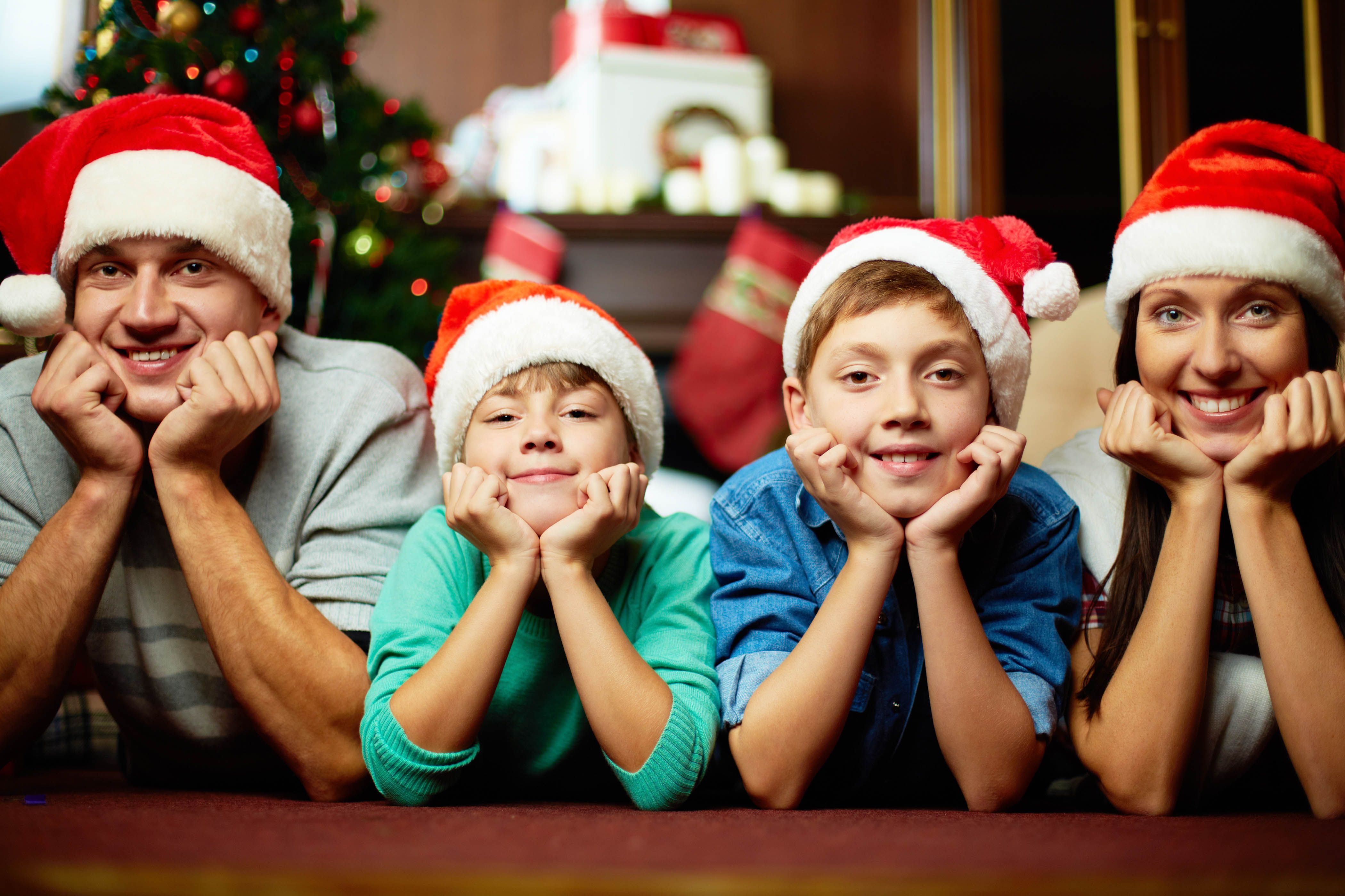 Foto de Sonrisas para toda la familia