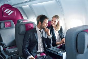 Eurowings supera los mil millones de euros en la venta online de vuelos