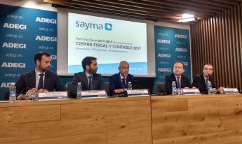 Jornadas de cierre fiscal de Sayma Consultores
