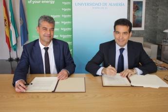 La UAL y Schneider Electric España se unen para formar a profesores y estudiantes en tecnologías digitales