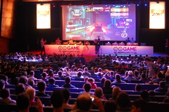 Competiciones de eSports en Fun & Serious Game Festival