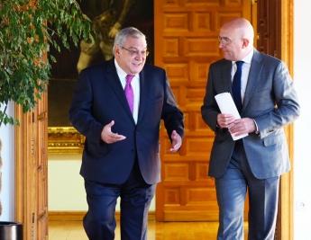 Convenio de colaboración entre Diputación de Valladolid y Escuela Internacional de Protocolo