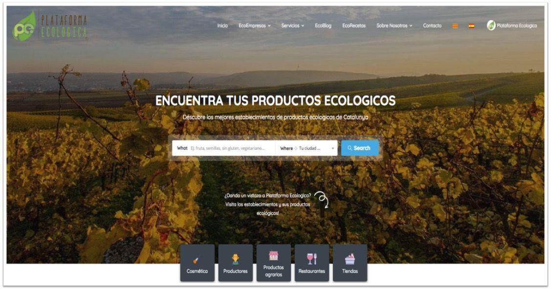 Plataforma Ecológica