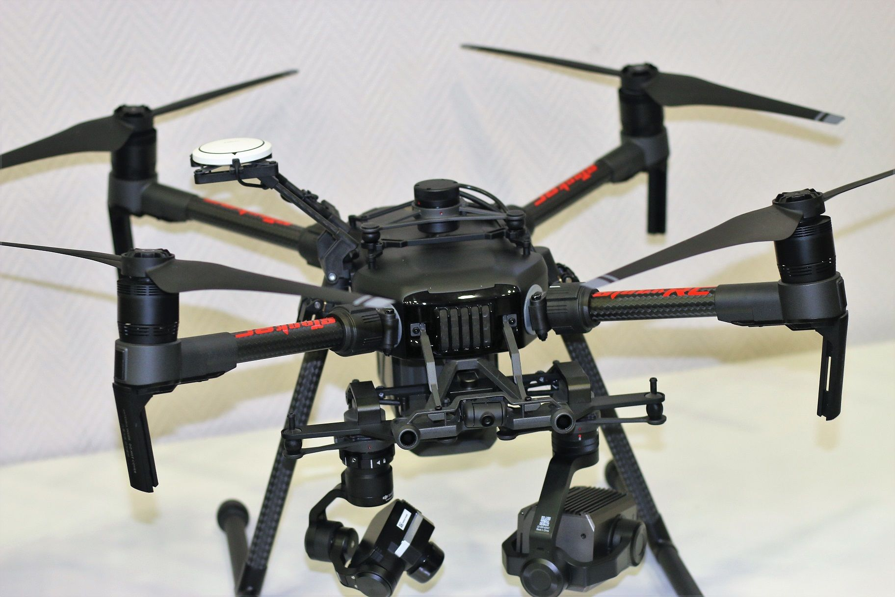 Foto de Presentación Global Robot Expo 1
