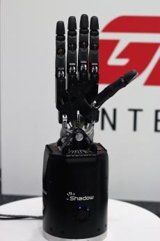 Foto de Presentación Global Robot Expo 2