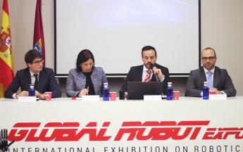 Foto de Presentación Global Robot Expo 4