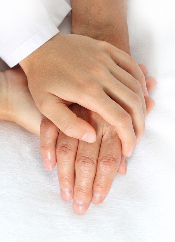 Foto de Los cuidados paliativos y el acompañamiento al final de la