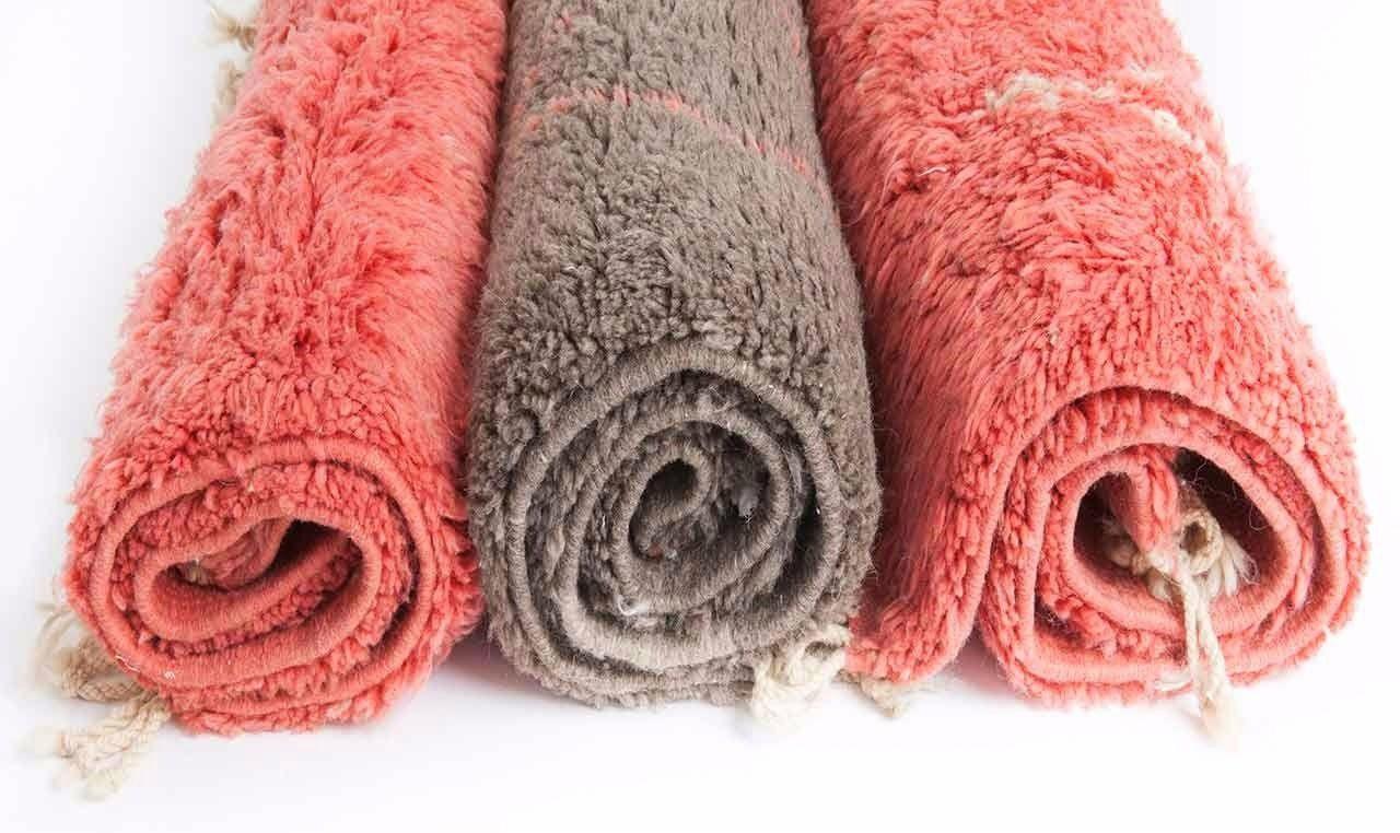 Sukhi moderniza las alfombras bereberes tradicionales for Alfombras hechas con lana