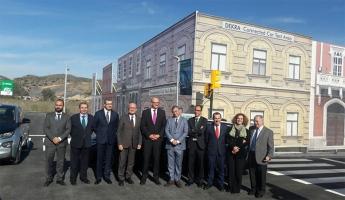 DEKRA inaugura un área de ensayos para vehículos conectados