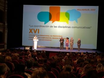 Inauguración XVI Congreso Internacional de Protocolo