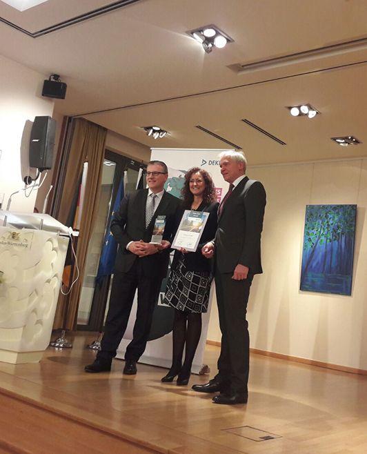Foto de Stefan Kölbl (presidente de la junta Directiva de DEKRA),