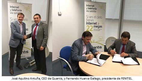 Foto de Acuerdo FENITEL Quantis