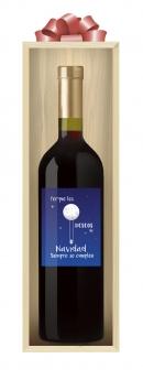 Foto de Vino personalizado para Navidad de Etiqueta tu Vino