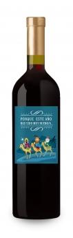 Foto de Vino personalizado de los Reyes Magos de Oriente