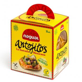 Foto de ANTOJITOS La tostada mexicana