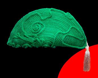 Foto de verde nudos