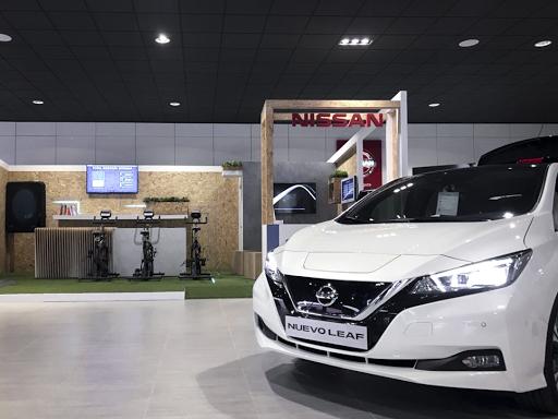 Foto de Nissan LEAF 100% eléctrico