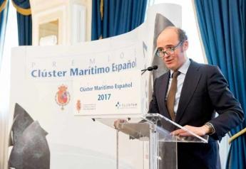 Foto de Premios Clúster Marítimo Español 2017