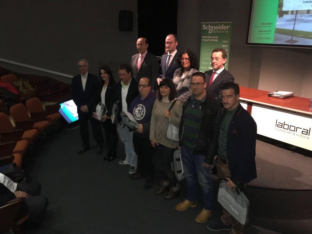 Foto de Imagen Schneider Electric_Premios La Laboral
