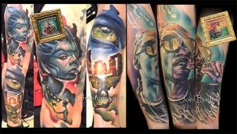 Foto de Ejemplos de otros tatuajes premiados de Inferno Tattoo
