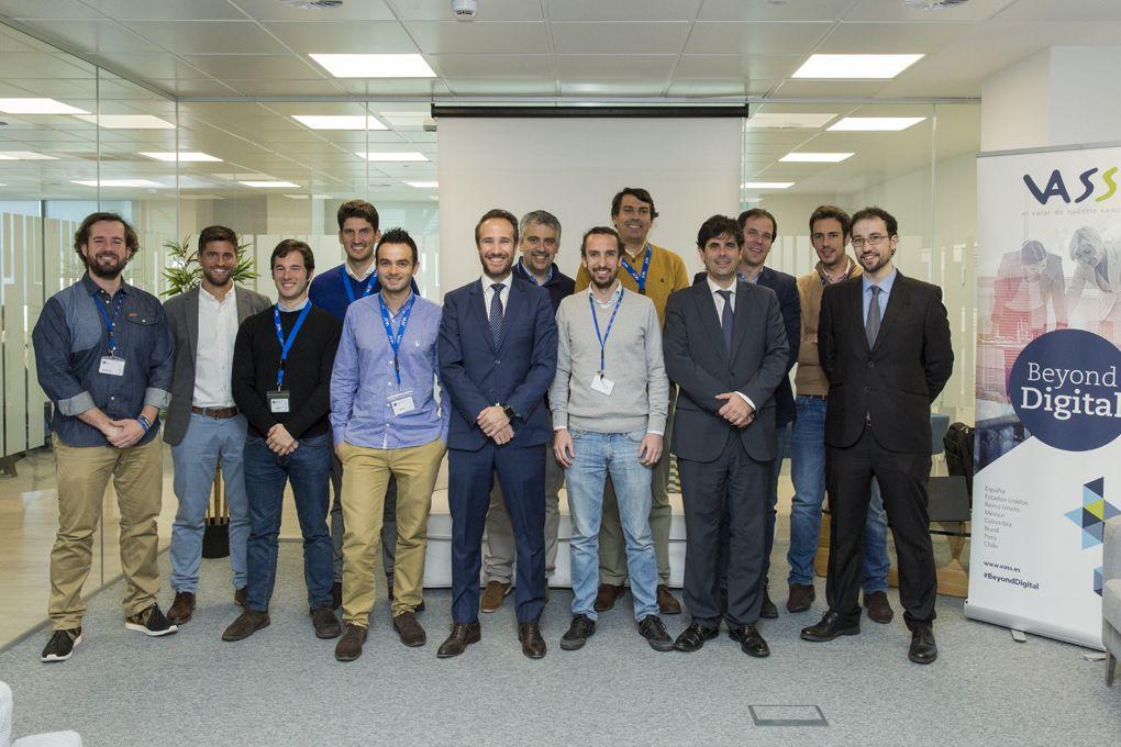 Foto de Los emprendedores que se incorporan al Innovation Depot de