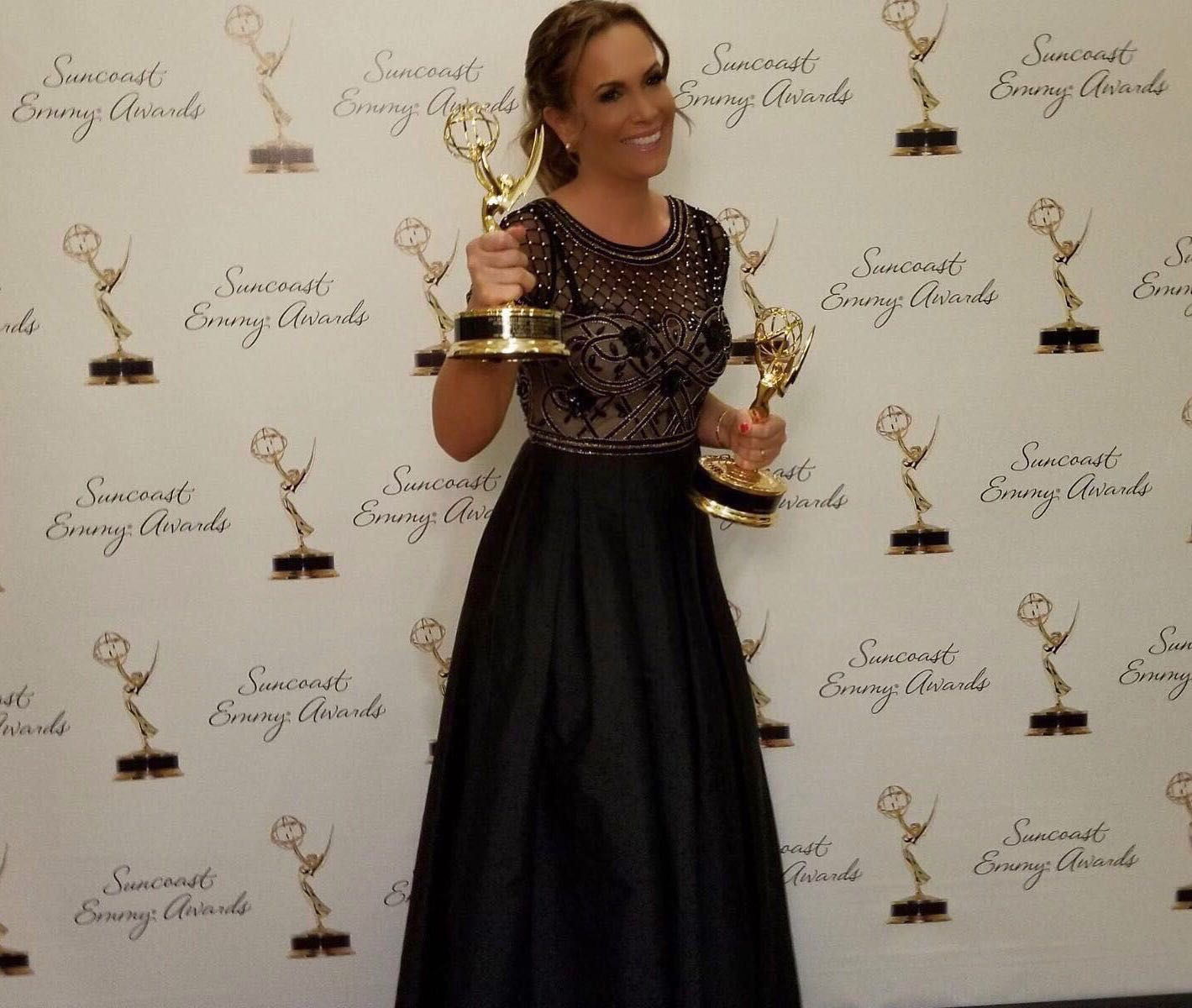 Fotografia Natalia Denegri acumula tres Emmy Awards