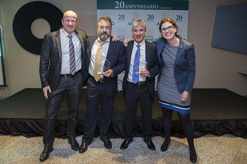 Grupo Amygo celebra su 20 Aniversario