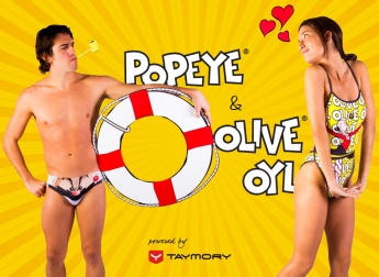 Nueva colección Popeye & Olivia