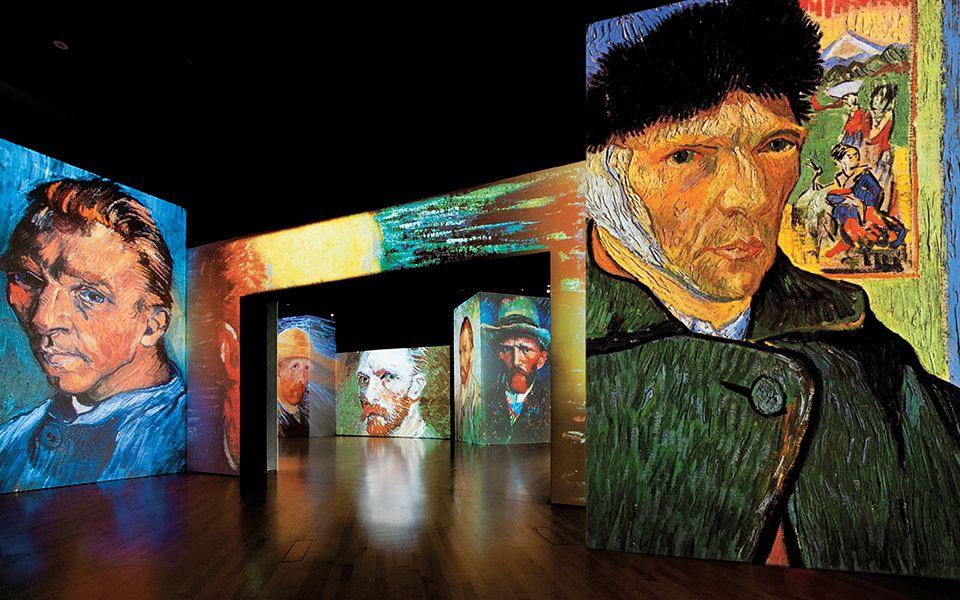 Fotografia Van Gogh Alive