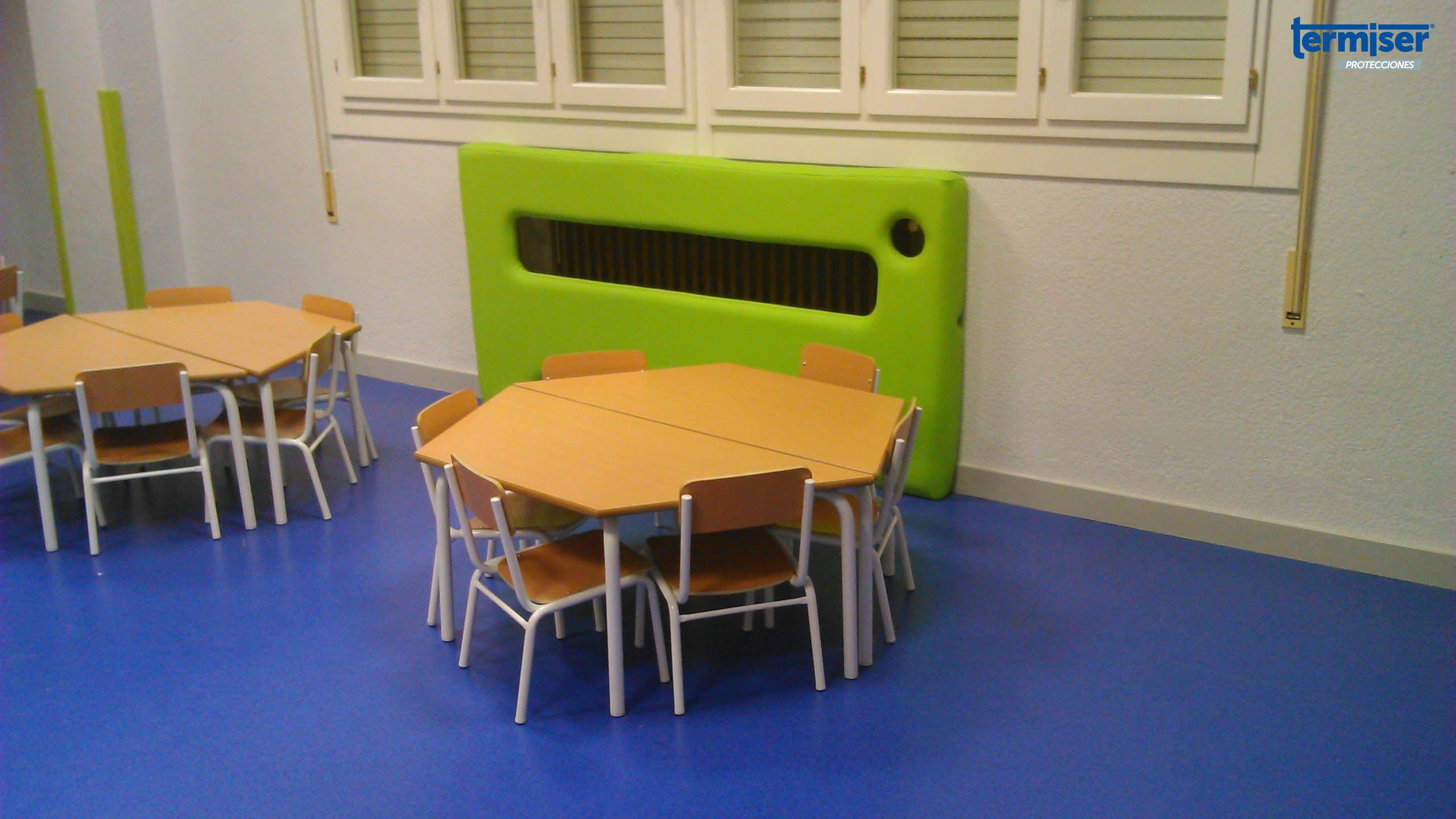 Foto de Termiser Protecciones Centros Educativos