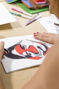Aprender ilustración de manos de prestigiosos ilustradores, en IED Madrid