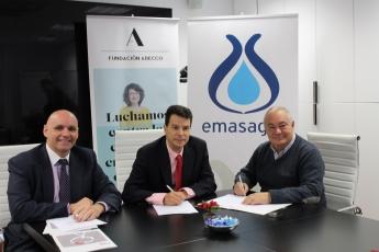EMASAGRA y la Fundación Adecco se unen para mejorar el empleo de las personas con discapacidad