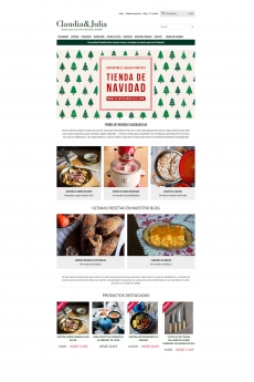 Claudia Julia: La tienda online líder especializada en utensilios para una cocina tradicional y saludable