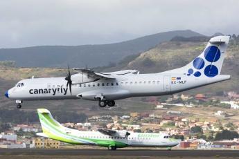 Canaryfly y Binter llegan a un acuerdo para mejorar la conectividad de los pasajeros entre las islas