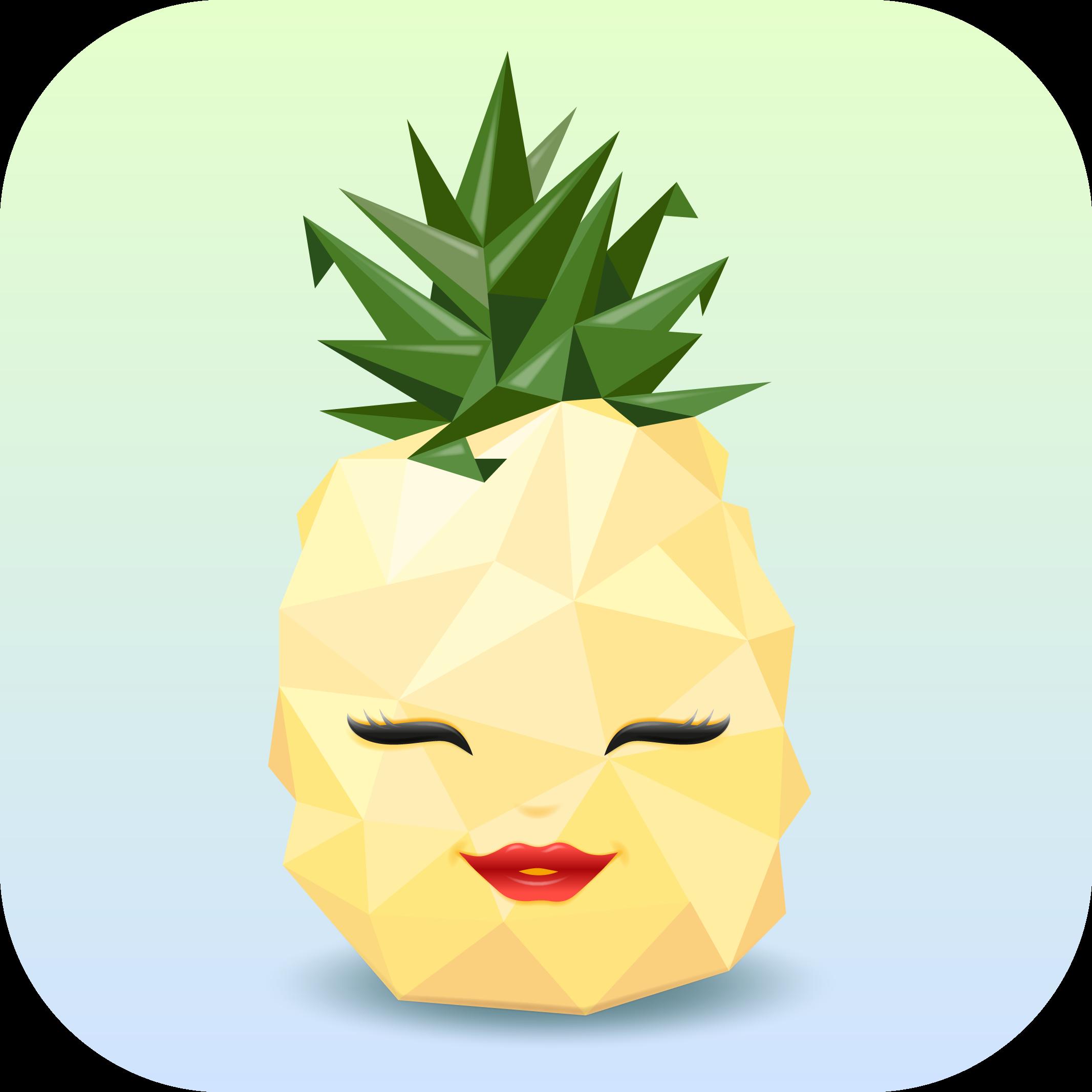 Fotografia Pineapple APP. Aportamos fuerza y visibilidad a los