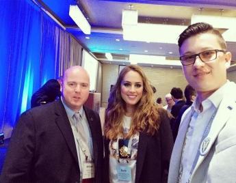 Foto de Conferencia IFVSA, Nueva York