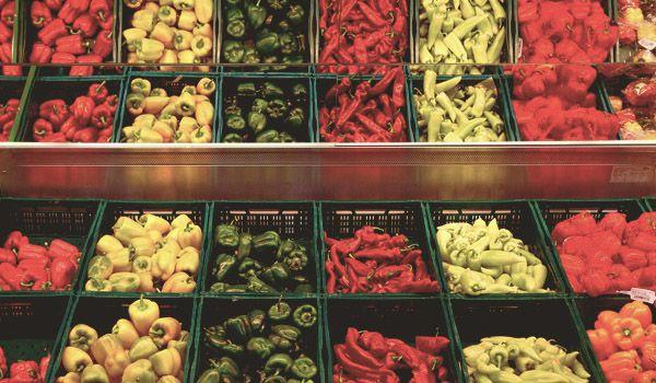 Foto de seguridad alimentaria
