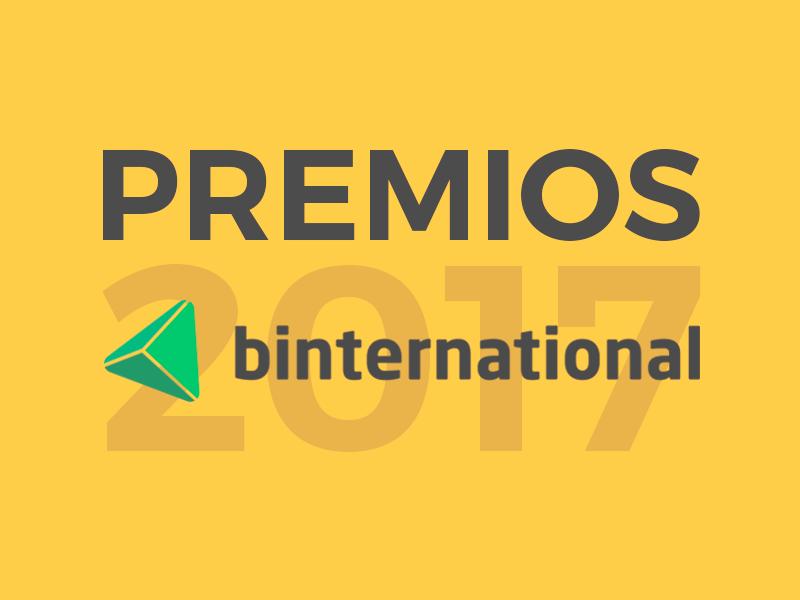 Foto de Logo Premios binternational
