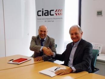 El CIAC y la Escola Universitària Mediterrani firman un acuerdo de colaboración