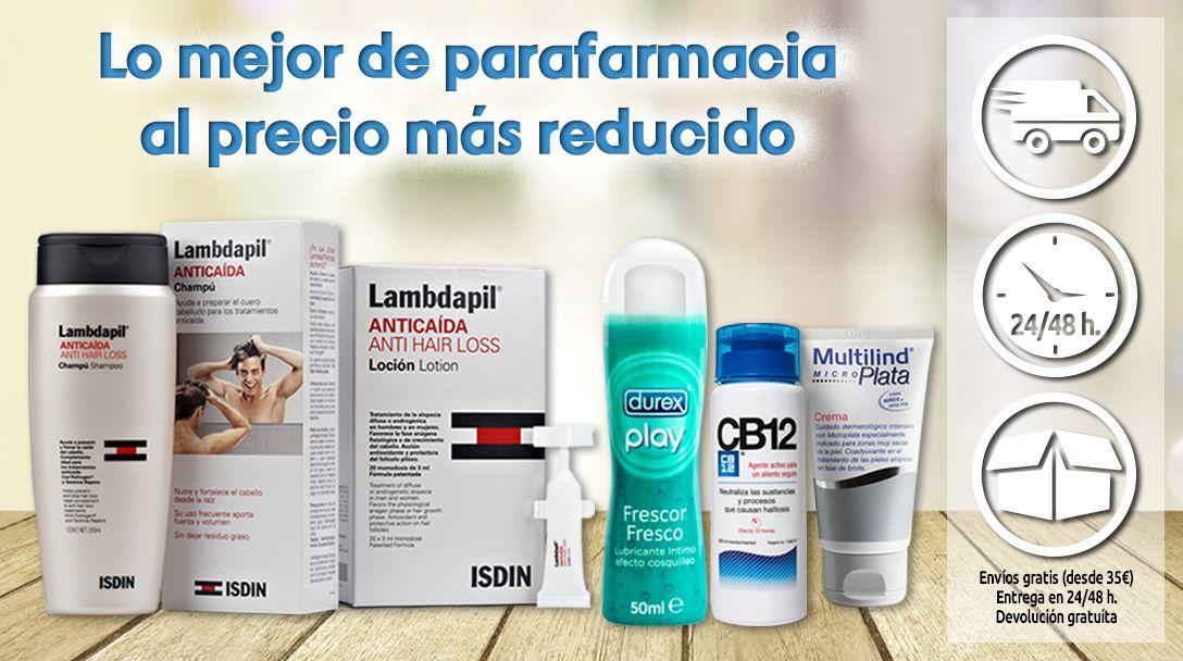 Foto de Mundoparafarmacia.com ofrece productos con descuentos y