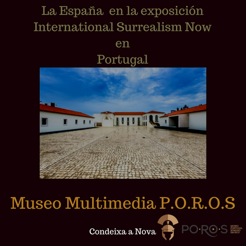 Fotografia La España en la exposición International Surrealism Now